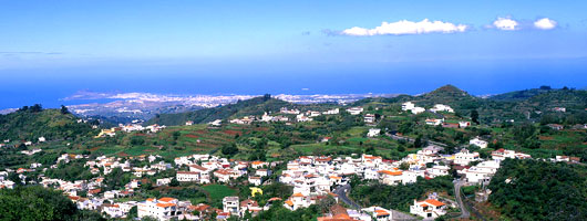 Valleseco in Gran Canaria