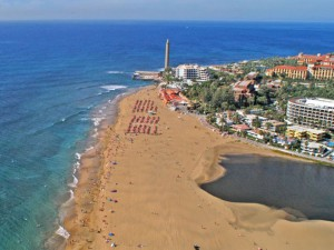 Convertible car hire Maspalomas