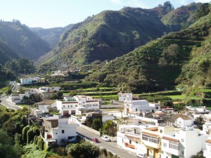 Car hire Valleseco Gran Canaria