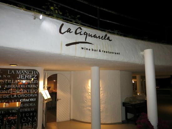 Restaurant La Aquarela
