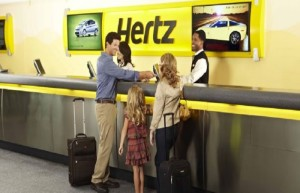 Hertz Car Hire Gran Canaria Airport